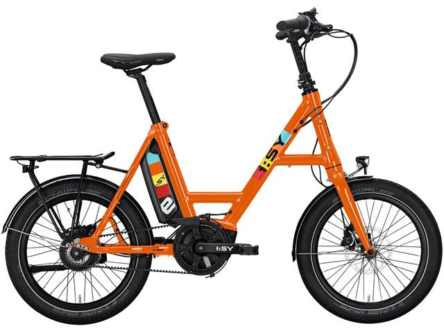 "i:SY DrivE XXL N3.8 ZR 20"" pure orange"